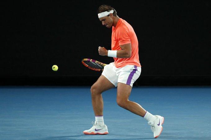 Nadal Norrie Open Australia