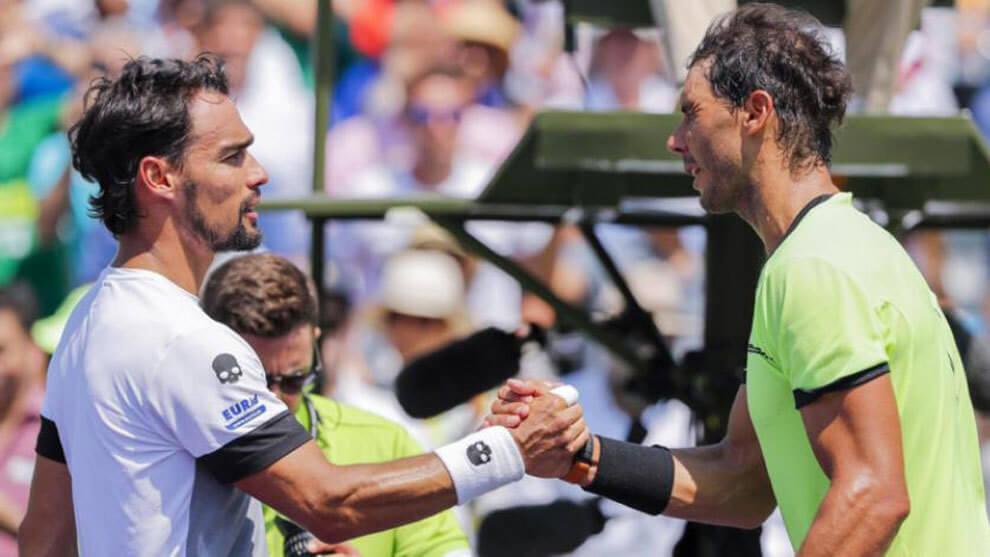 Previa Nadal Fognini Open Australia