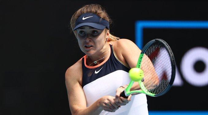 svitolina tercera ronda open australia