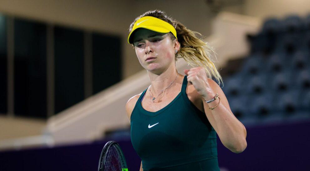 Svitolina Petkovic WTA Melbourne 2021