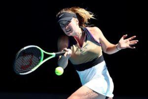 Svitolina Putintseva Australian Open 2021