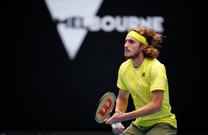 Tsitsipas Kokkinakis Open Australia