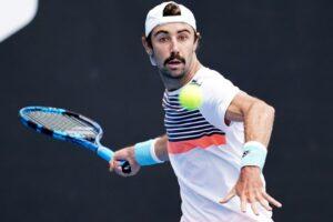 Thompson Vilella ATP Melbourne 2021