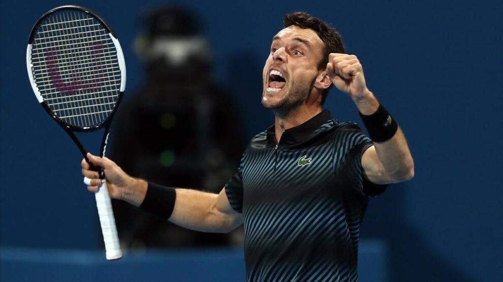 Bautista Barrere ATP Montpellier