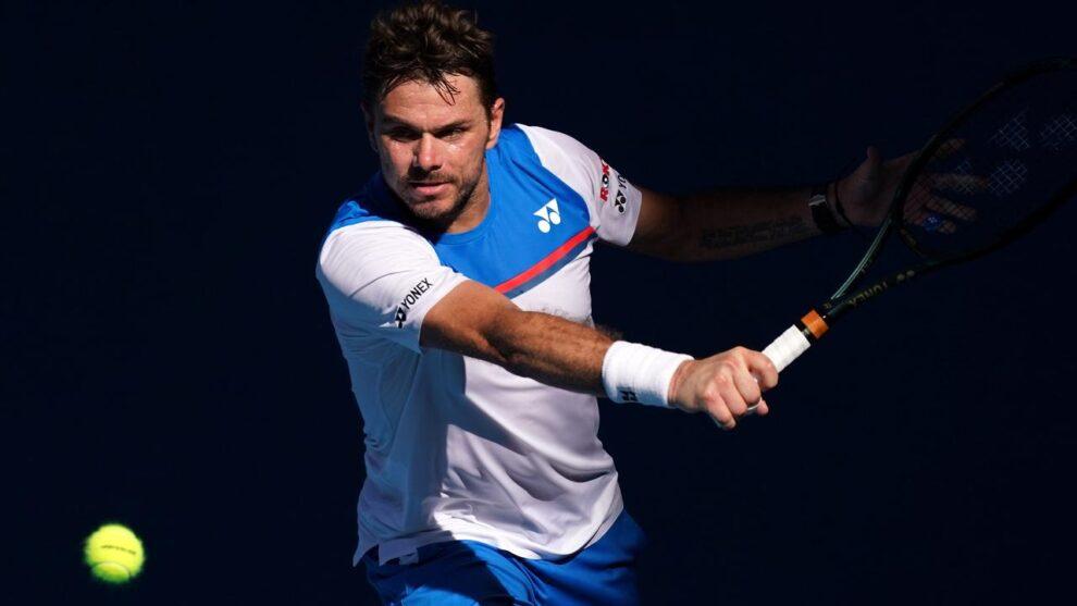 Wawrinka Kukushkin ATP Melbourne 2021