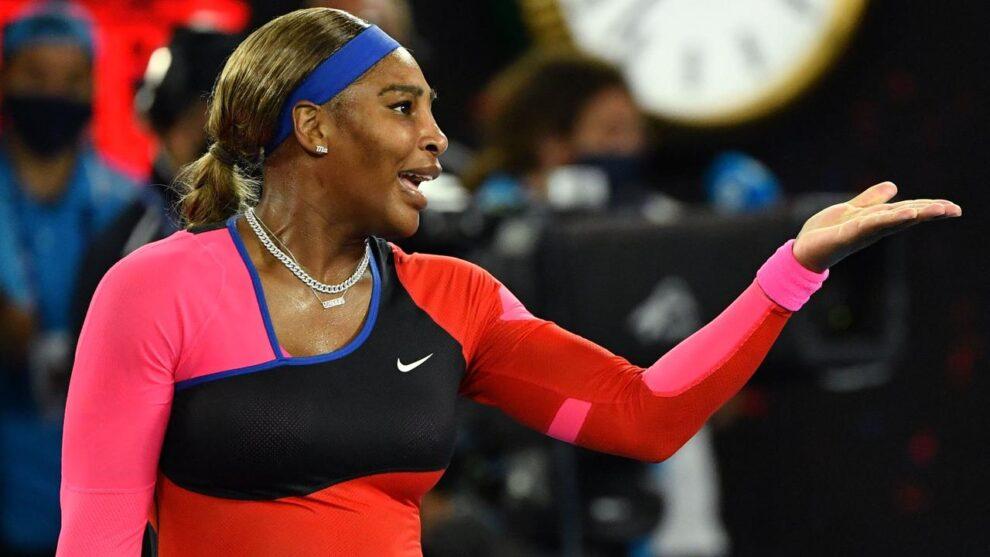 Serena Williams semifinales Australia