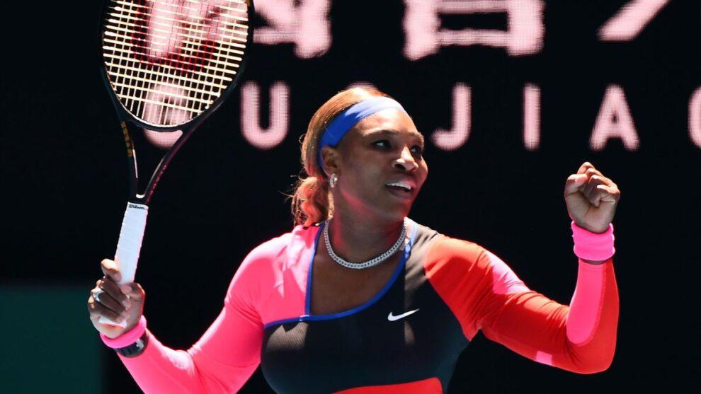Sabalenka Williams Australian Open 2021
