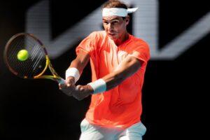 Nadal Fognini Open Australia
