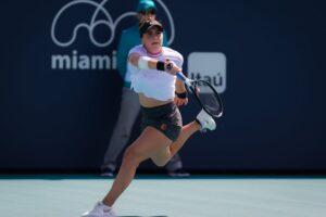 Andreescu Anisimova Miami Open