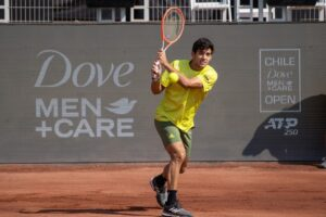 Garín Varillas Chile Open