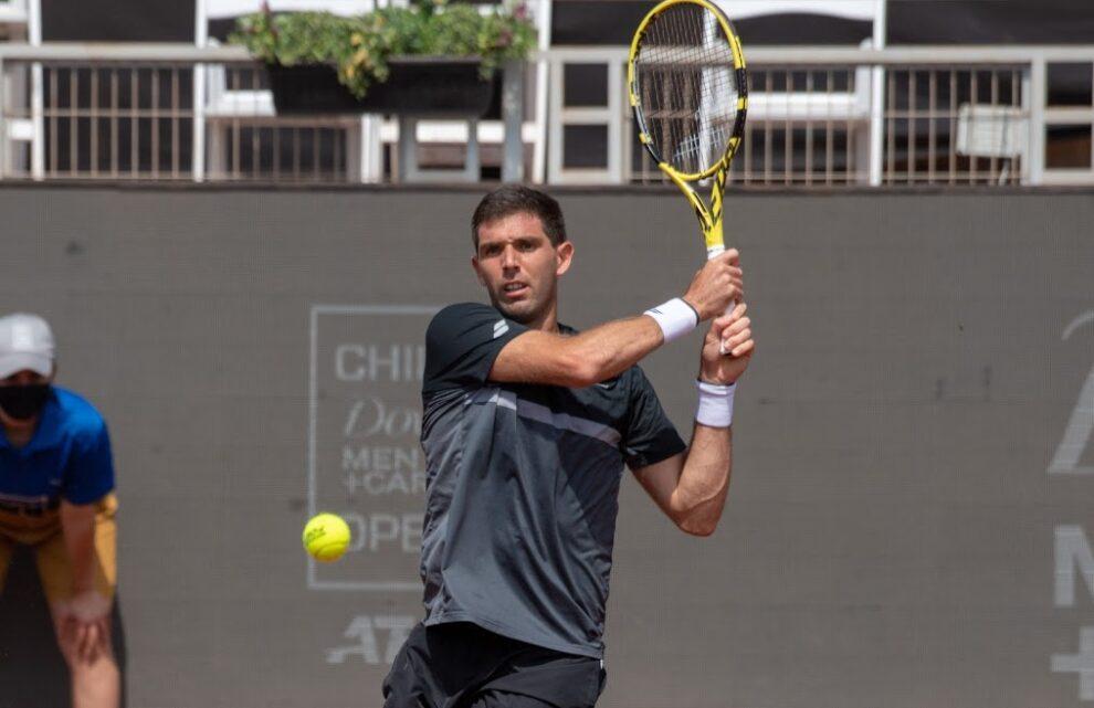 Delbonis Rune Chile Open