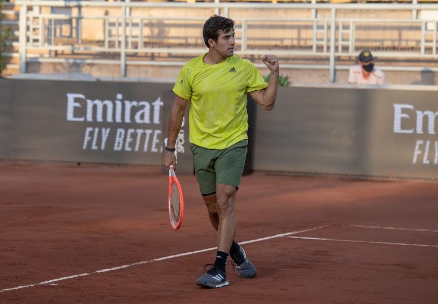 Garín Galán ATP Santiago