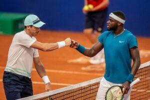 Tiafoe Bagnis Argentina Open