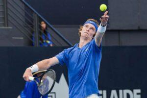 Rublev Giron ATP Rotterdam 2021