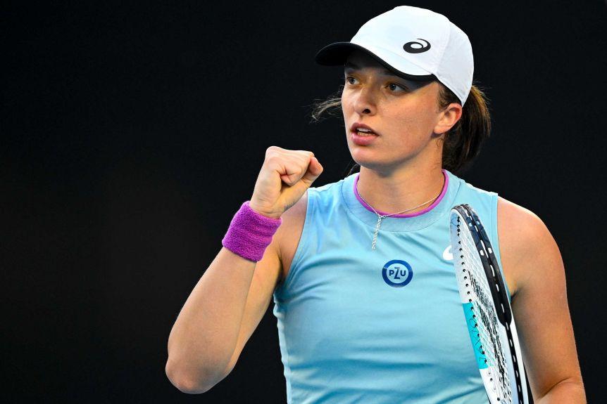 Swiatek Krejcikova WTA Miami
