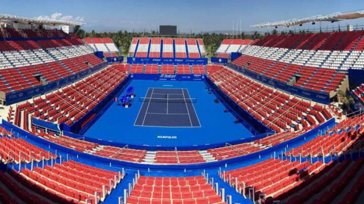 Resultados ATP Acapulco 2021