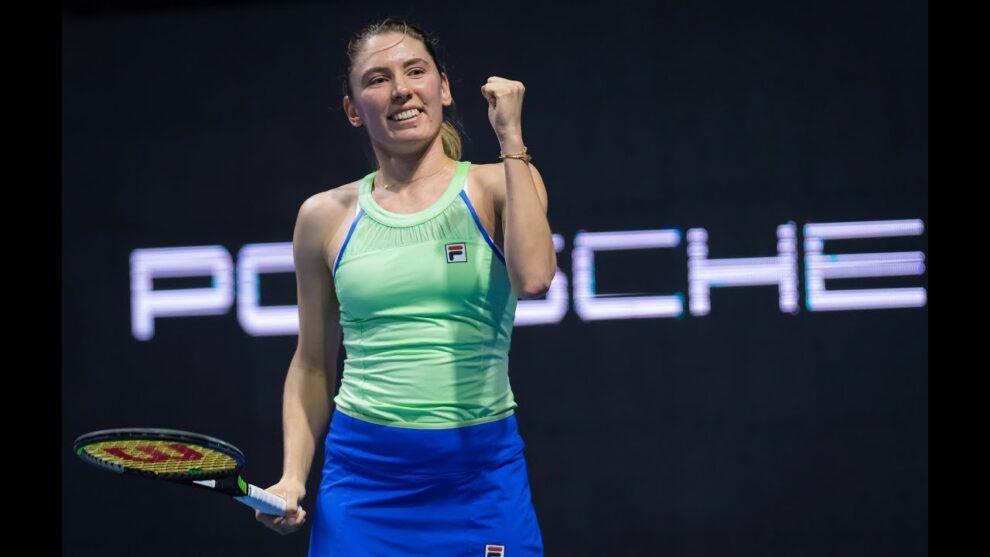 Alexandrova Podoroska WTA Miami