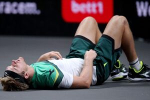Davidovich Rinderknech ATP Marsella