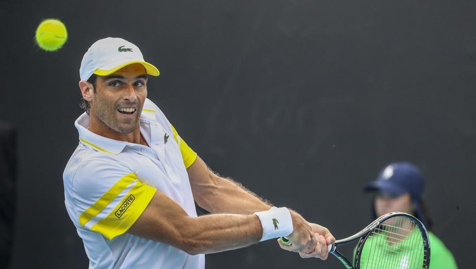 Londero Andújar Argentina Open