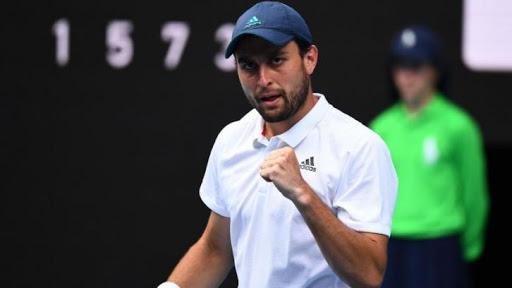 Sinner Karatsev ATP Dubai