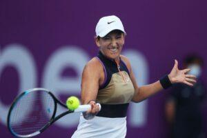 Azarenka Svitolina WTA Doha 2021