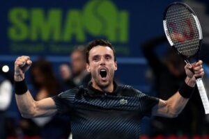 Bautista Bublik ATP Doha