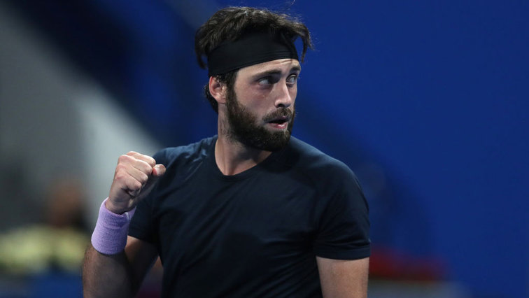 Bautista Basilashvili ATP Doha