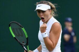 Badosa Mladenovic WTA Lyon 2021