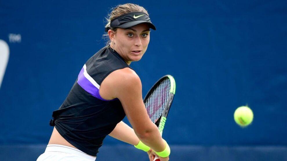 Badosa Tan WTA Lyon 2021