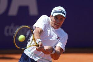 Bagnis Tiafoe ATP Santiago