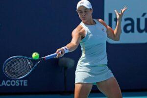 Barty Azarenka WTA Miami