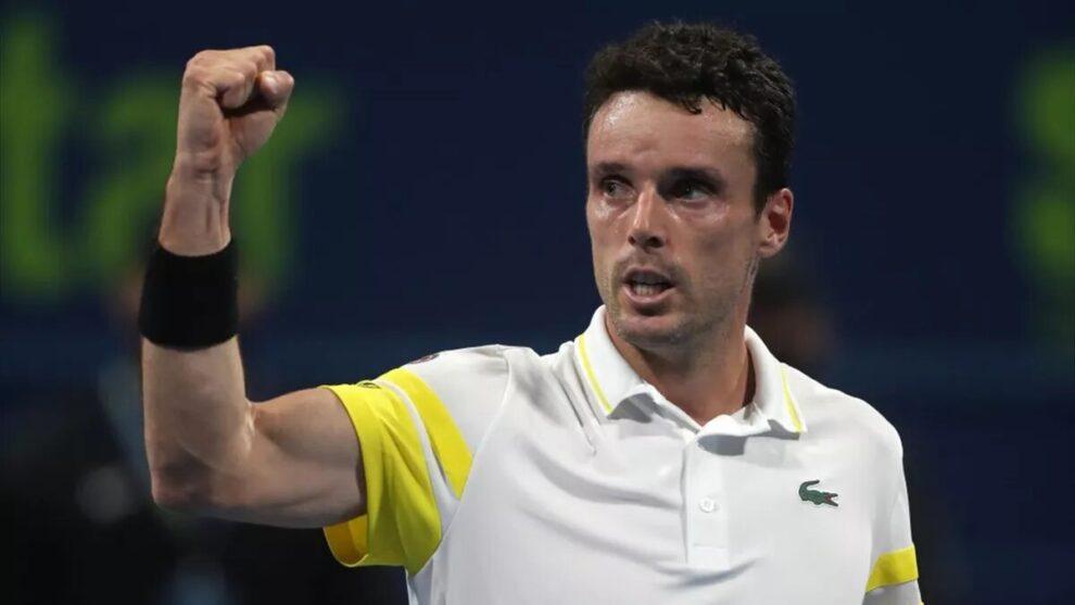 Thiem Bautista ATP Doha