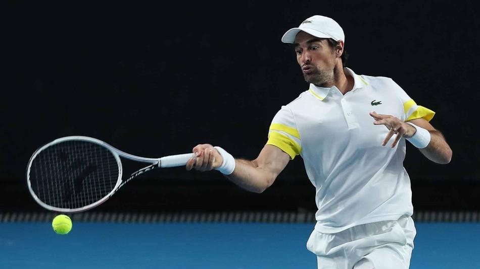 De Miñaur Chardy ATP Dubai