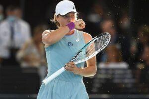 Swiatek Doi WTA Dubai