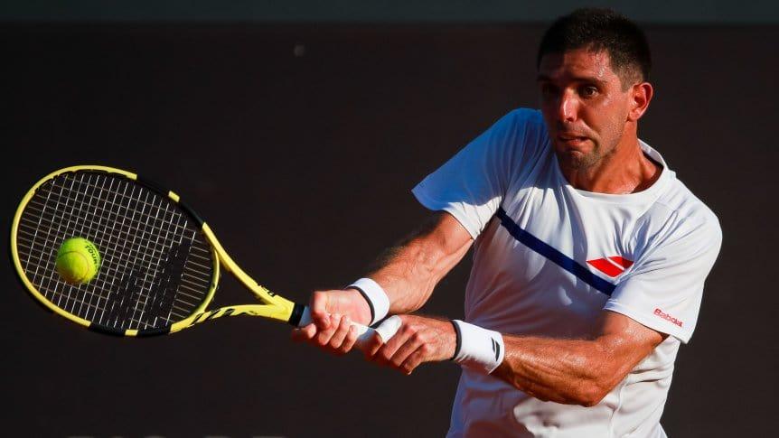 Delbonis Munar ATP Santiago