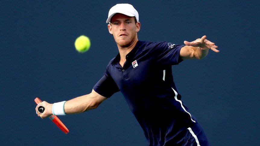 Schwartzman octavos de final Miami Open