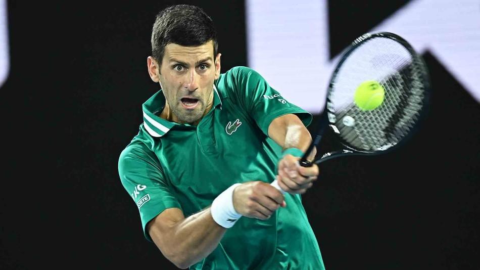 Djokovic baja Masters 1000 Miami 2021