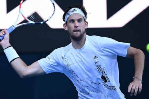 Thiem Karatsev ATP Doha