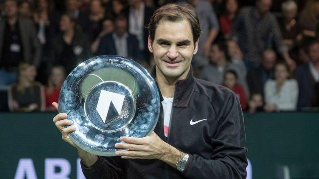 Tenistas con más títulos en el ATP Roterdam