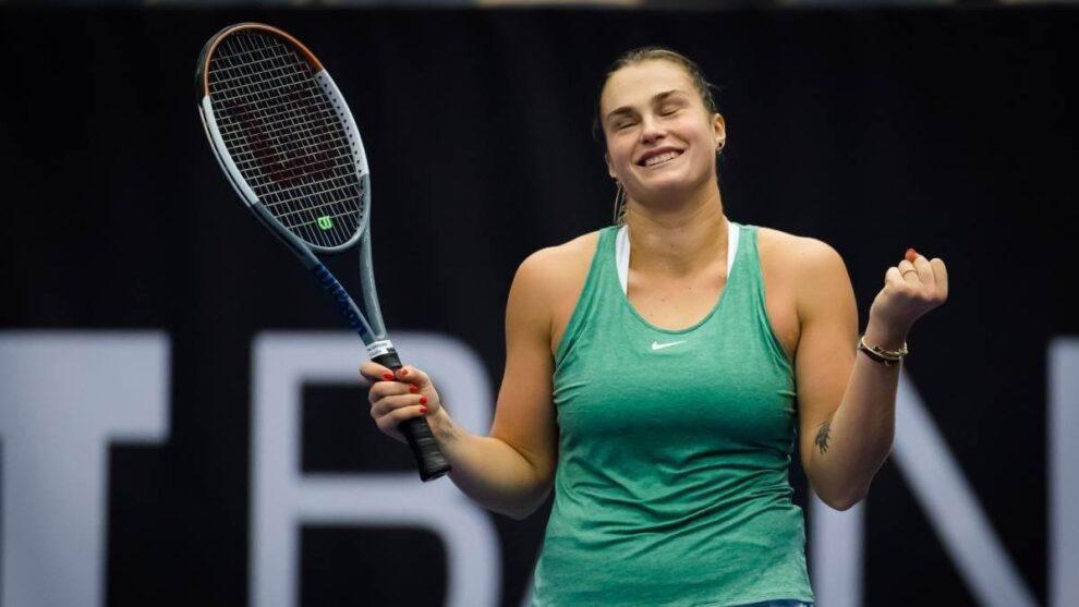 Sabalenka Pironkova Miami Open