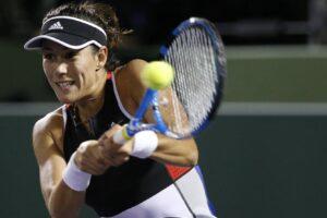Muguruza Wang WTA Miami