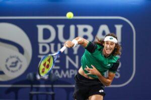 Shapovalov Harris ATP Dubai