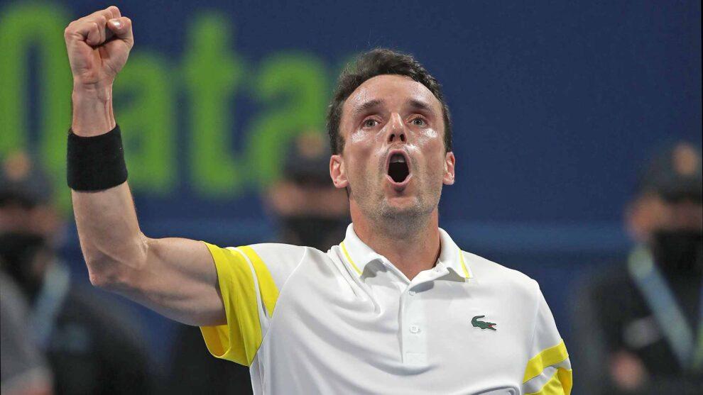 Bautista Rublev ATP Doha