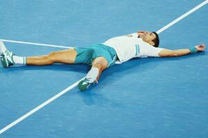 Estadísticas Djokovic número 1