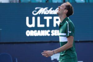 Medvedev Tiafoe Miami Open