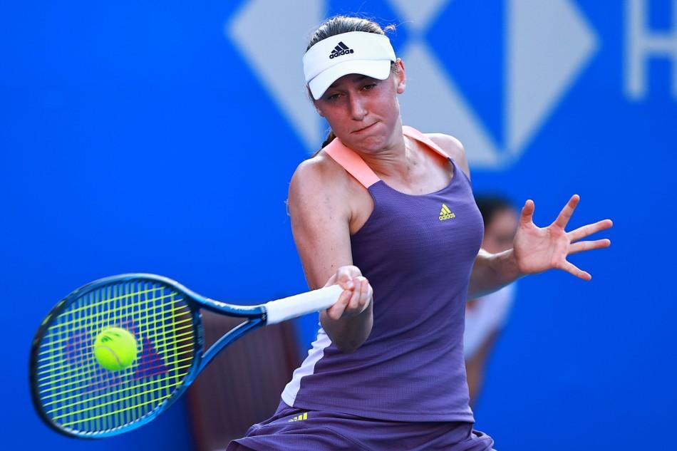 Juvan Osorio WTA Monterrey