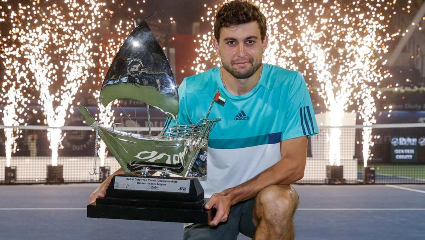 Karatsev final ATP Dubai