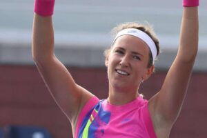 Azarenka Kutnetsova WTA Doha