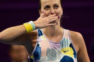 Kvitova Pavlyuchenkova WTA Doha