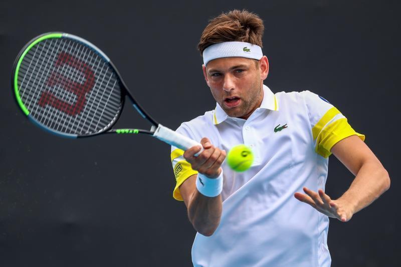 Krajinovic Davidovich ATP Dubai